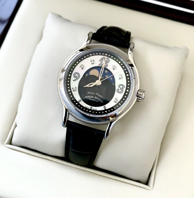 Armand Nicolet Tramelan Ladies