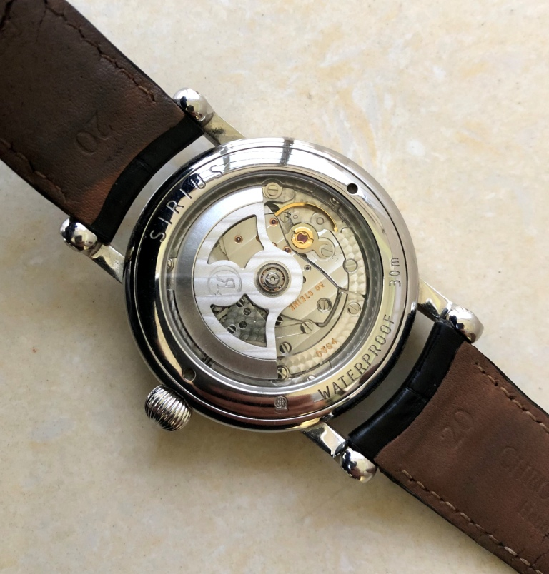 Chronoswiss Sirius Day-Date Manufacture