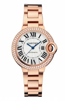 Cartier Ballon Blue Full Gold