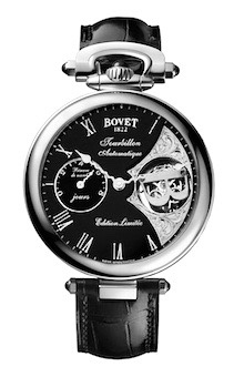 Bovet Fleurier Grand Complications Tourbillon White Gold