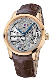 Ulysse Nardin Classico Complications Skeleton Tourbillon