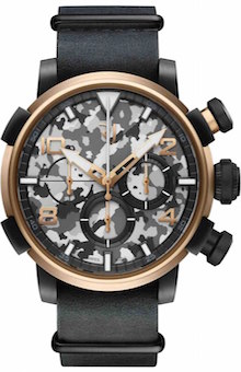 Romain Jerome Pin-Up DNA Steel & Rose Gold