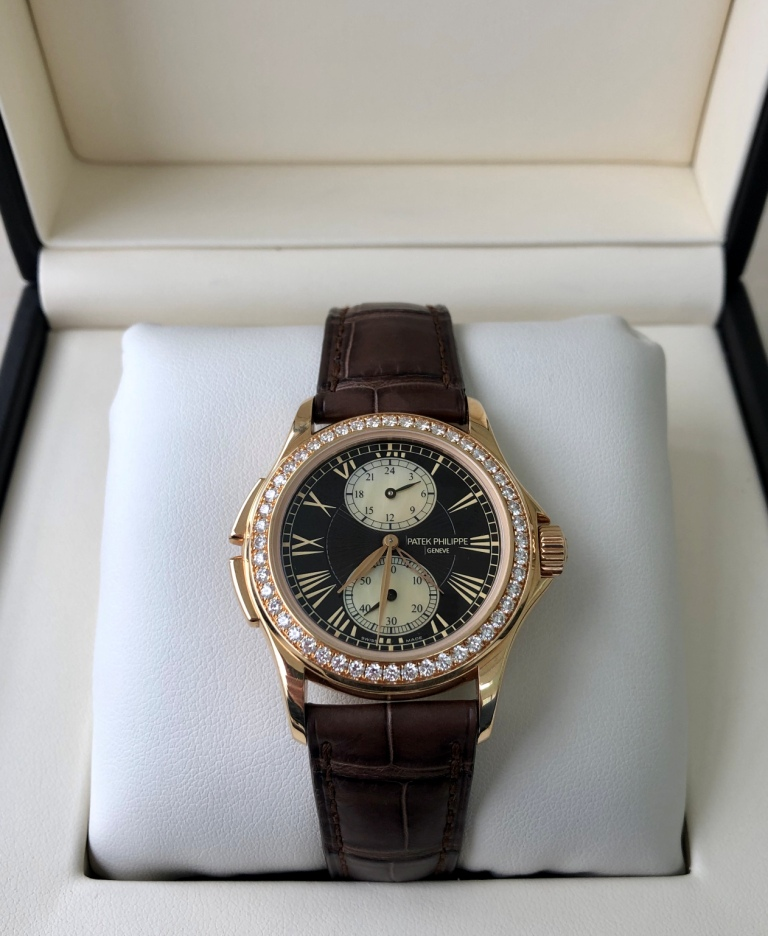 Patek Philippe Comlicated Travel Time