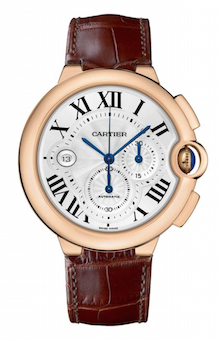Cartier Ballon Bleu Chronograph Large