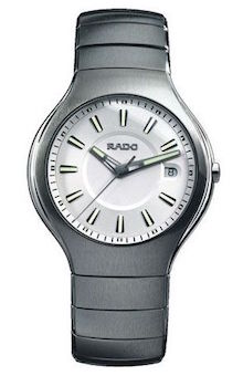 Rado True Grey Ceramic