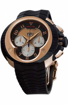 Franc Vila Complication EVOS 8 Cobra Rose Gold