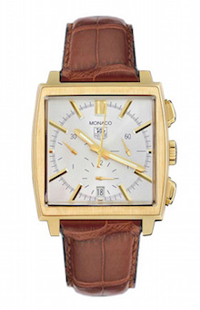 Tag Heuer Monaco Yellow Gold Limited Edition