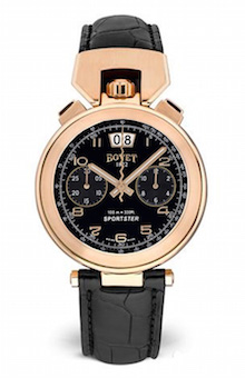 Bovet Sportster Saguaro Rose Gold Limited Edition