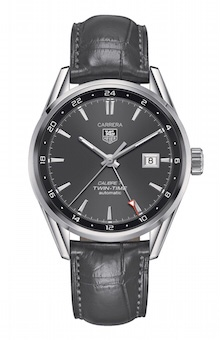 Купить часы Tag Heuer Carrera Twin-Time Calibre 7