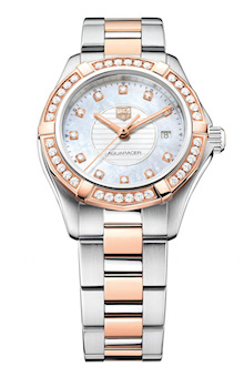 Купить часы Tag Heuer Aquaracer Jewelry