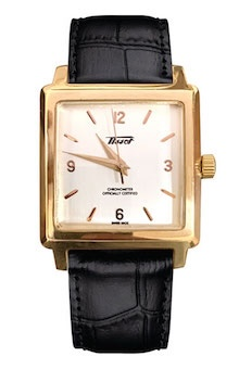 Tissot Chronometer Gold Limited Edition