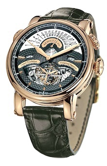 Arnold & Son Grand Tourbillon Perpetual Limited Edition