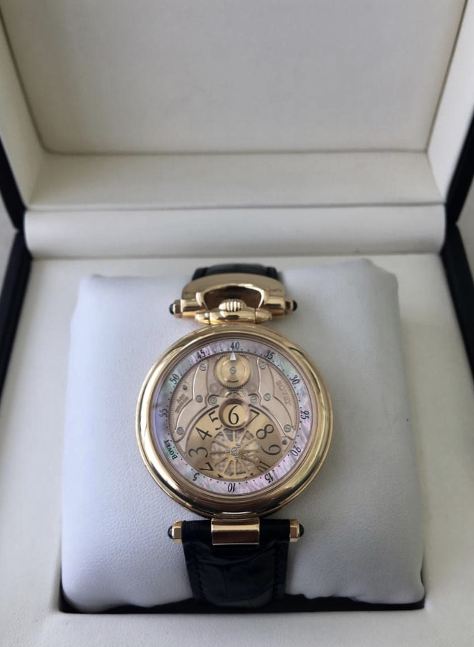 Bovet Fleurier Amadeo Complications Jumping Hours